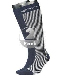 Armani Socken 2er Pack