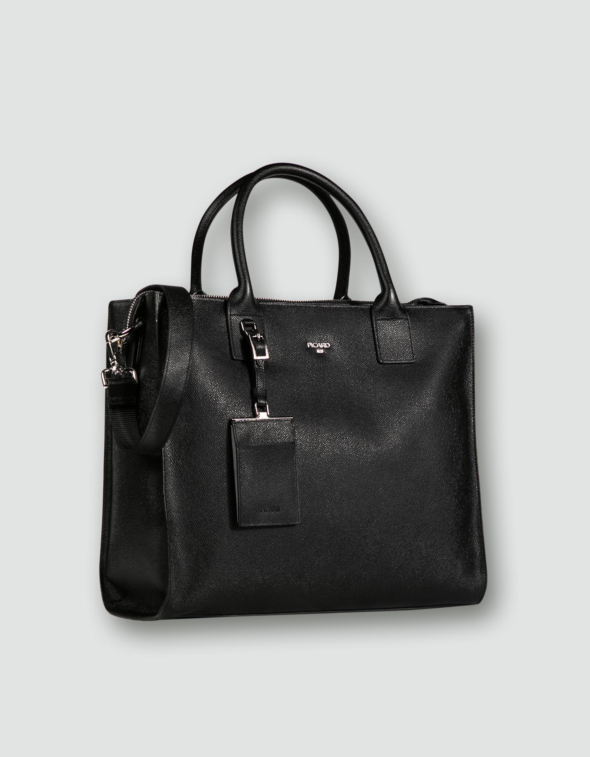 PICARD Damen Tasche Miranda Shopper in klarer Linienführung empfohlen von  Deinen Schwestern 6654f20417