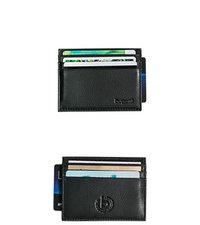 bugatti Sempre Kreditkartenetui black