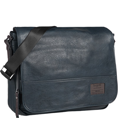 bugatti Moto D Messenger Bag blue 49825805