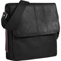 bugatti Grinta Messenger Bag black
