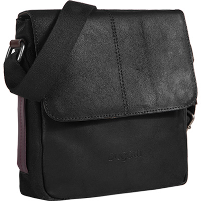 bugatti Grinta Messenger Bag black 49427601