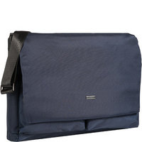 bugatti Contratempo Messenger Bag blue