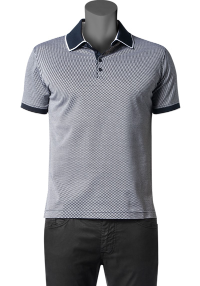 LAGERFELD Polo-Shirt 66208/503/60