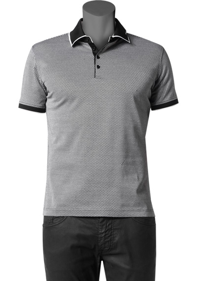 LAGERFELD Polo-Shirt 66208/503/90