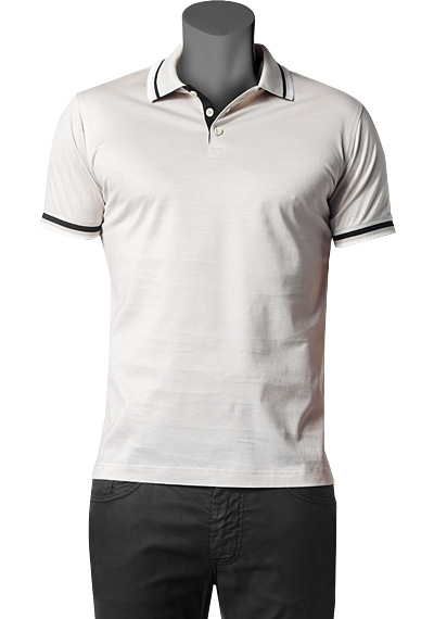 LAGERFELD Polo-Shirt 66206/501/19