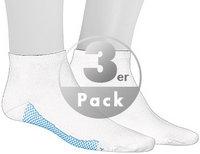 Hudson Active Sneaker Socken 3er Pack