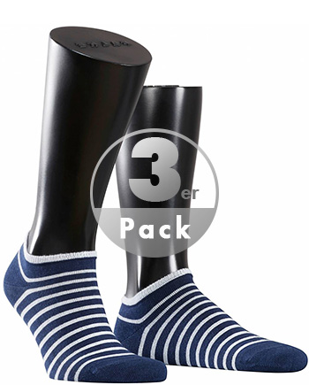 Falke Nautical Stripe 3er Pack 13312/6120
