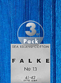 Falke Luxury Socken No.13 3er Pack 14669/6940