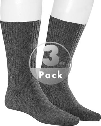 Kunert Men Socken Casual C. 3er Pack 877800/4050