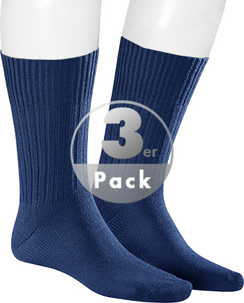 Kunert Men Socken Casual C. 3er Pack 877800/9550
