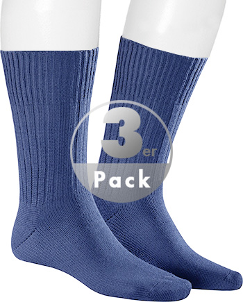 Kunert Men Socken Casual C. 3er Pack 877800/3530