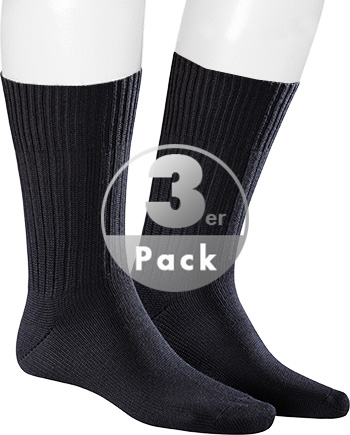 Kunert Men Socken Casual C. 3er Pack 877800/0070