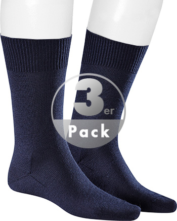 Kunert Men Socken Casual M. 3er Pack 877500/9550