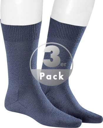 Kunert Men Socken Casual M. 3er Pack 877500/3530