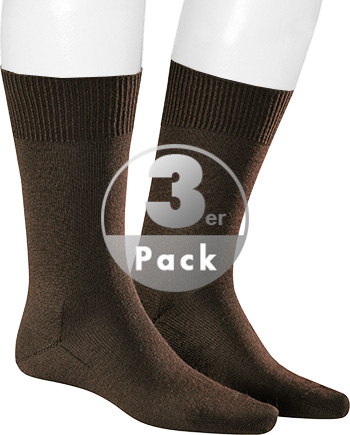 Kunert Men Socken Casual M. 3er Pack 877500/7140