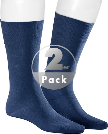 Kunert Men Socken Comfort W. 2er Pack 877600/9550
