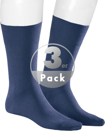 Kunert Men Socken Pure Cotton 3er Pack 878900/3530