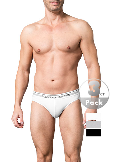 Polo Ralph Lauren Brief 3P 250-U3BRF/B6598/V9P11