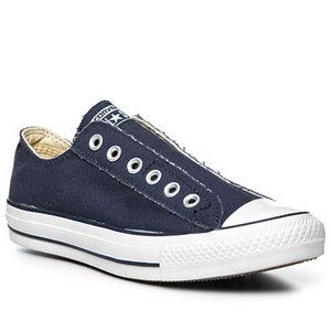 Converse Slip On blue