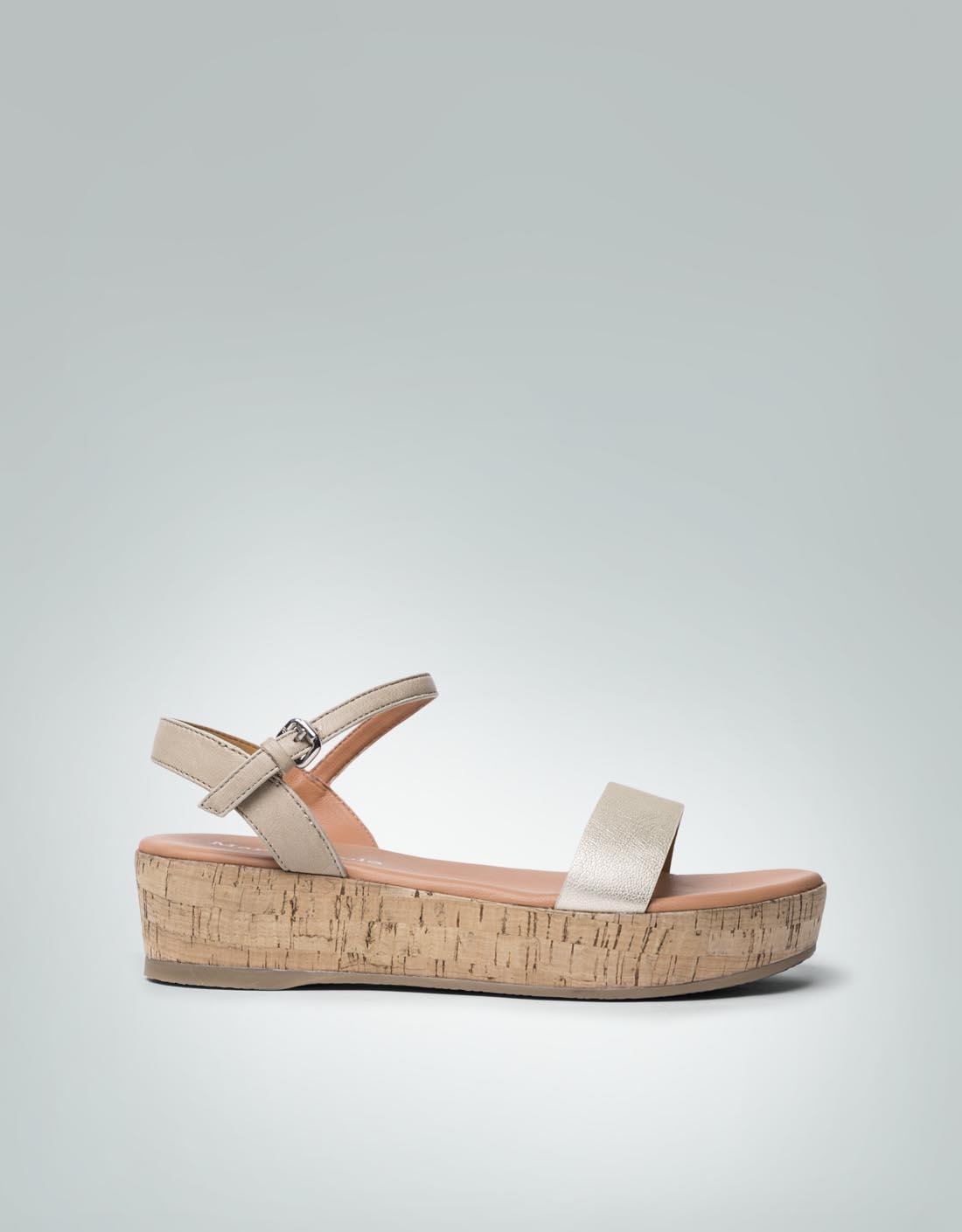 marc o 39 polo damen sandalen sandale in korkoptik empfohlen. Black Bedroom Furniture Sets. Home Design Ideas