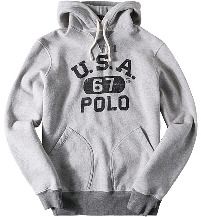 Polo Ralph Lauren Hoodie A14-KNC77/BFD03/B0HGS
