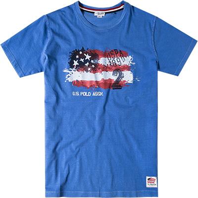 U.S.POLO T-Shirt 32599/50313/437 Sale Angebote
