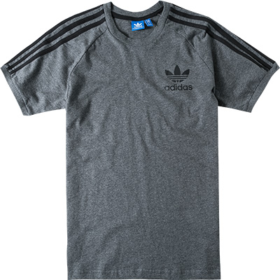 adidas ORIGINALS T-Shirt grey AP9020