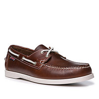 SEBAGO Docksides brown oiled
