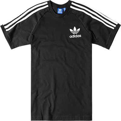 adidas ORIGINALS T-Shirt black AJ8834