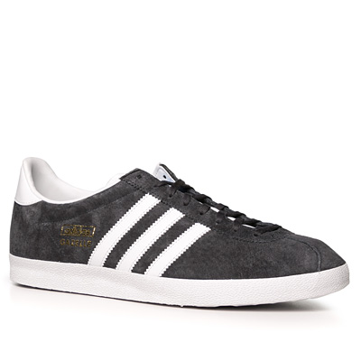 adidas ORIGINALS Gazelle OG solid grey S74846