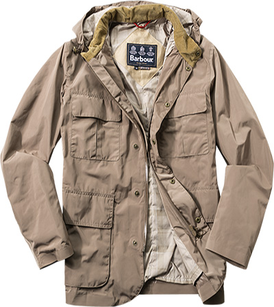 Barbour Jacke Thorso MWB0488BE51