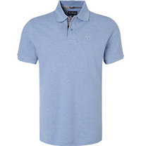 Barbour Polo-Shirt sky marl MML0012BL55