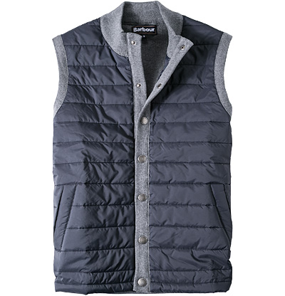 Barbour Weste Essential Gilet MKN0920GY53