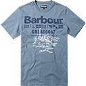 Barbour T-Shirt Alert MTS0189BL18