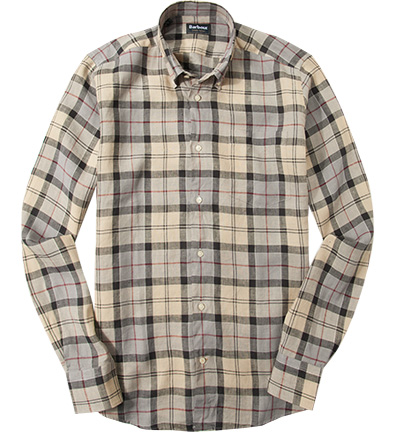 Barbour Hemd Bankside MSH3358TN31