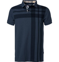 Barbour Polo-Shirt navy