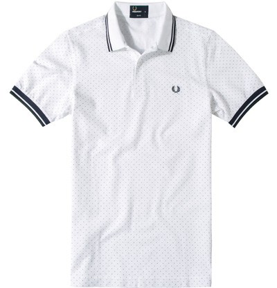 Fred Perry Polo-Shirt M8258/100