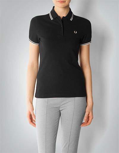 fred perry damen polo shirt in piqu qualit t empfohlen von deinen schwestern. Black Bedroom Furniture Sets. Home Design Ideas