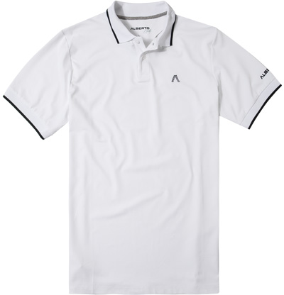 Alberto Golf Polo-Shirt Hugh-K-1 06506901/108