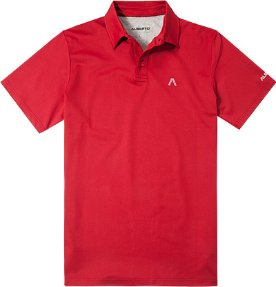 Alberto Golf Polo-Shirt Dry C. Hugh-D 06516901/350