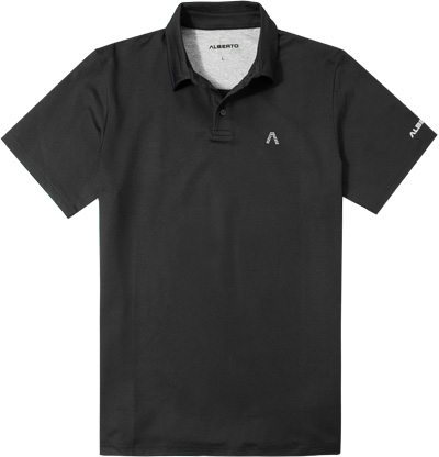 Alberto Golf Polo-Shirt Dry C. Hugh-D 06516901/999