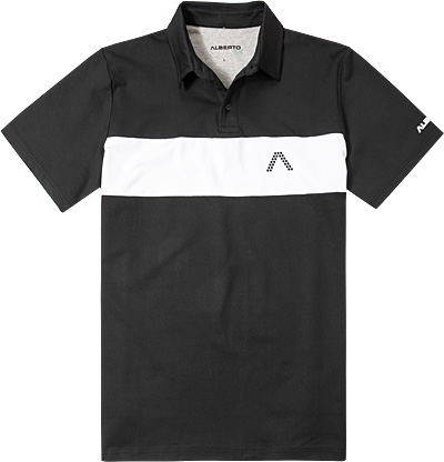 Alberto Golf Polo-Shirt Dry C. Hugh-E 06526901/901