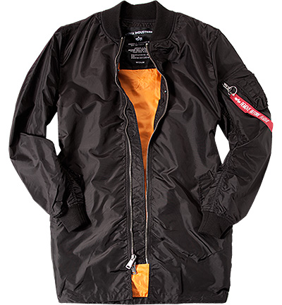 ALPHA INDUSTRIES Mantel Ma-1 TT Coat 166102/03