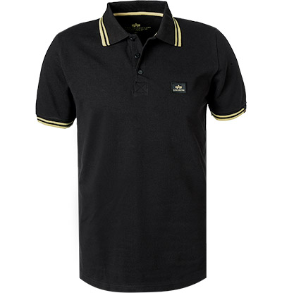 ALPHA INDUSTRIES Polo-Shirt 166602/214