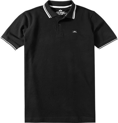 ALPHA INDUSTRIES Polo-Shirt 166602/95