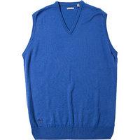 ASHWORTH Merino Vest classic blue
