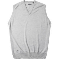 ASHWORTH Merino Vest pebble