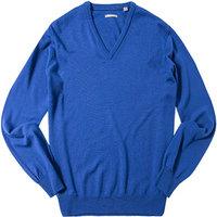 ASHWORTH V-Pullover classic blue