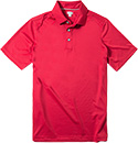 ASHWORTH Polo-Shirt carmine B88195